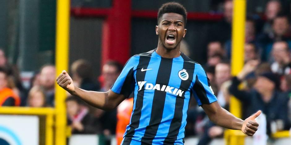 Le Club de Bruges clôture l'année par un succès 1-4 à Courtrai