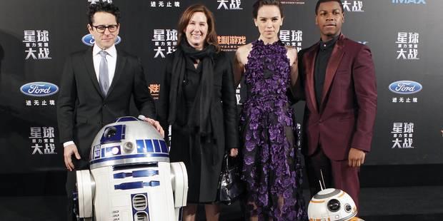 """Star Wars"" passe la barre du milliard de dollars de recettes - La Libre"