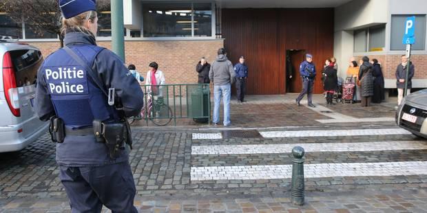"""Bruxelles et ses policiers visés par une menace """"du même style que les attentats de Paris"""" - La Libre"""
