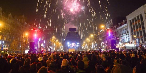 Bruxelles : pas de feu d'artifice, ni de festivités place De Brouckère pour le Nouvel an - La Libre