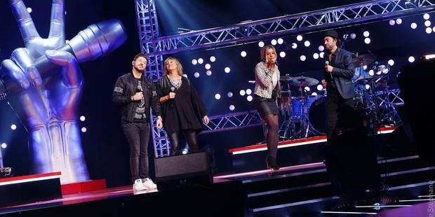 """""""The Voice 5"""" veut miser sur l'émotion - La Libre"""