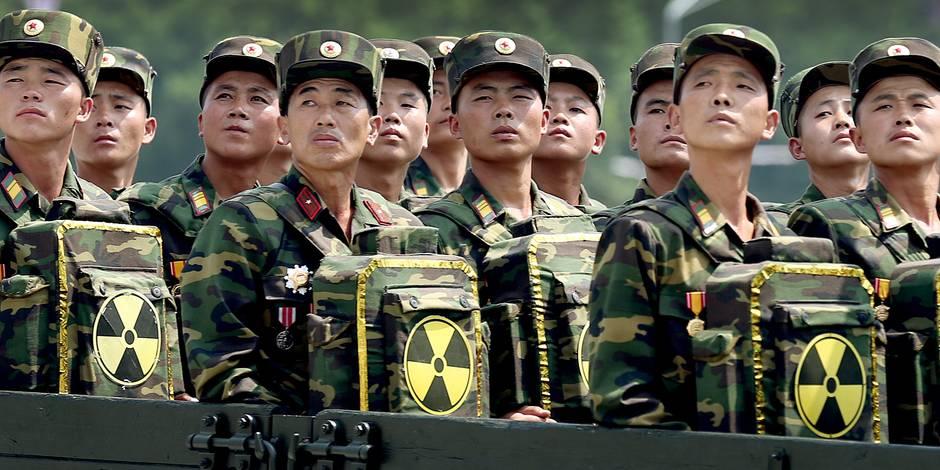 Poker atomique à Pyongyang: un chantage nucléaire déjà ancien, mais devenu plus dangereux - La Libre