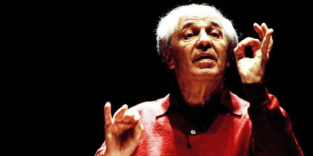 Pierre Boulez, un géant du XXe siècle - La Libre
