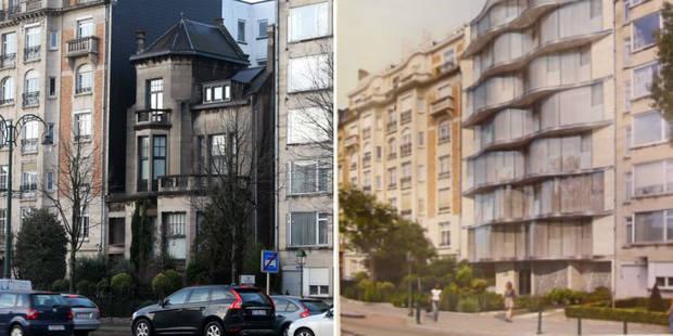 Démolition de la maison de Françoise Bertieaux ? La Région se positionne - La Libre