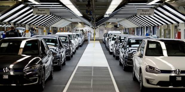 Volkswagen exclut tout rachat de véhicules diesel truqués en Allemagne - La Libre