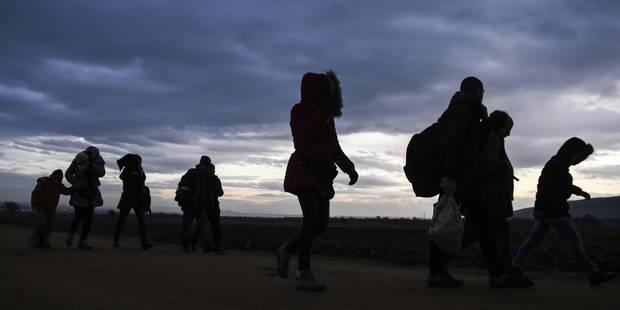 Une importante organisation de trafic illégal de migrants démantelée - La Libre