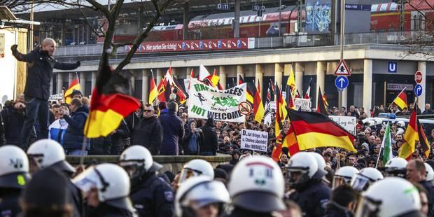 Allemagne: des Syriens et des Pakistanais agressés à Cologne - La Libre