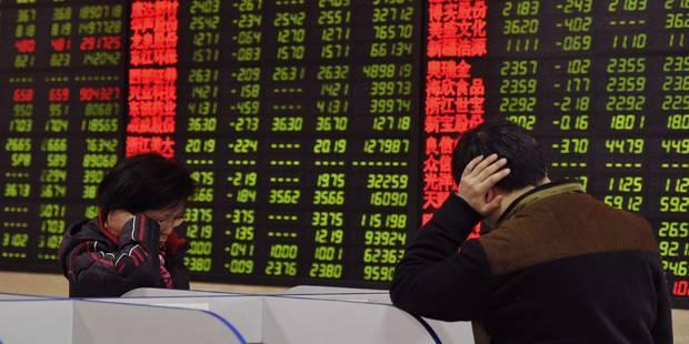 Bourse: On oublie la Chine et on revient aux fondamentaux! - La Libre