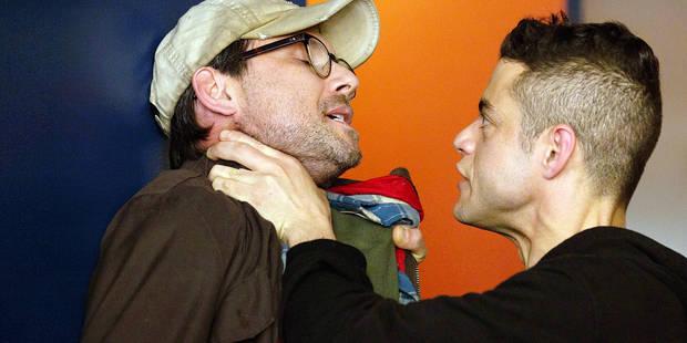 """Golden Globes: """"Mr Robot"""", l'homme du futur - La Libre"""