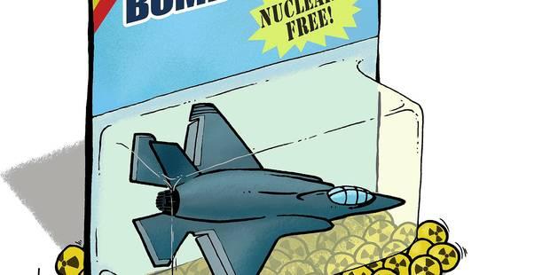 De nouveaux chasseurs-bombardiers, avec ou sans armes nucléaires ? - La Libre