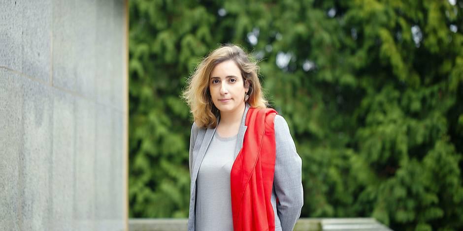 Les projets de Louma Salamé pour la villa Empain - La Libre