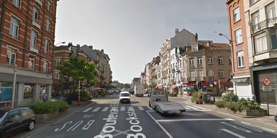 Bruxelles: encore un piéton fauché par une voiture