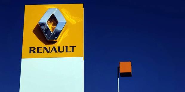 Renault rappelle 383 véhicules en Belgique - La Libre