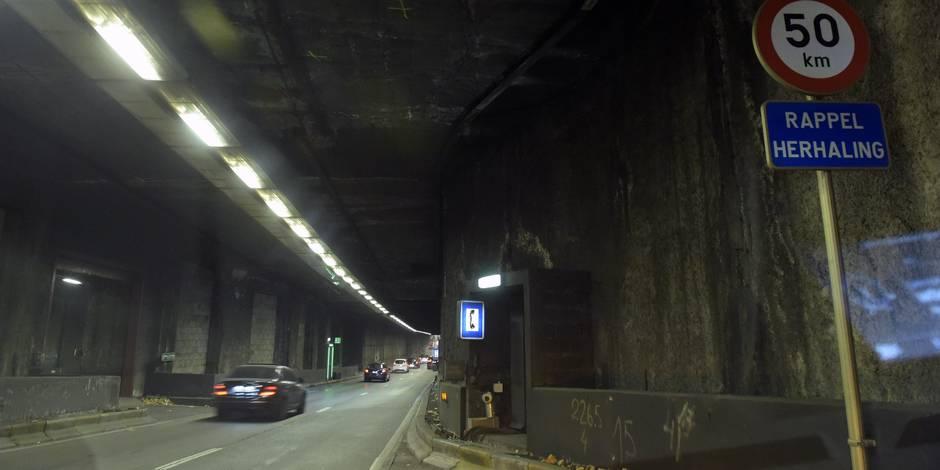 Faut-il supprimer les tunnels à Bruxelles ? - La Libre