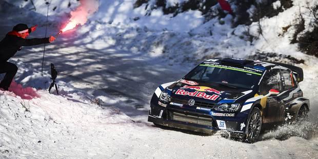 Rallye Monte-Carlo: Latvala renverse un spectateur et continue à rouler (VIDEO) - La Libre