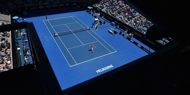 Match suspect à Melbourne après des montants de paris inhabituels - La Libre