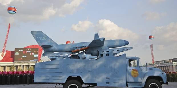 La Corée du Nord semble préparer un lancement de missile - La Libre