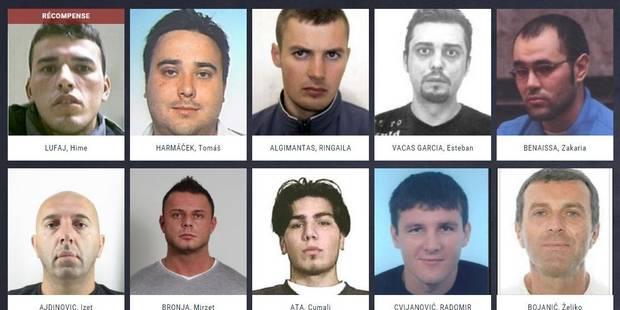 Most Wanted Voici Les Personnes Les Plus Recherchees D Europe La