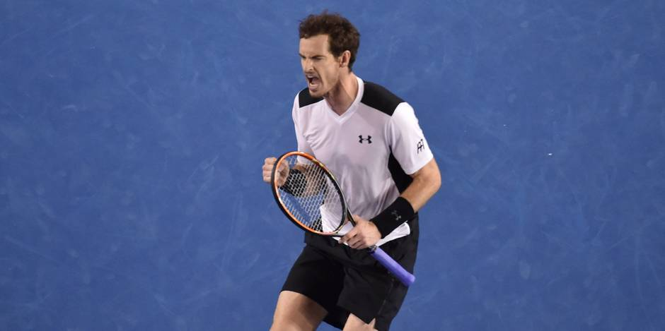 Open d'Australie: Murray se qualifie pour la finale
