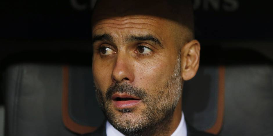 Pep Guardiola à Manchester City cet été