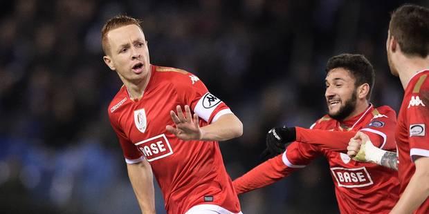 Coupe de Belgique: Le Standard s'offre une place en finale! - La Libre
