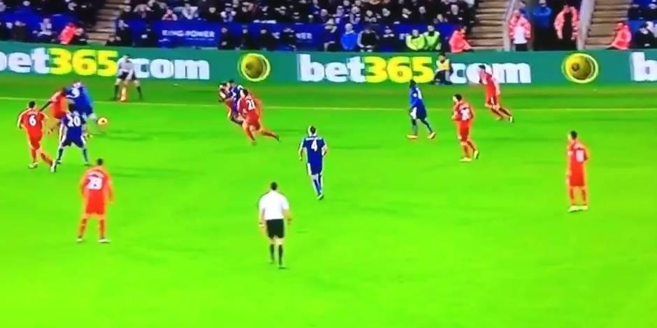 """L'action """"barcelonesque"""" de Leicester"""