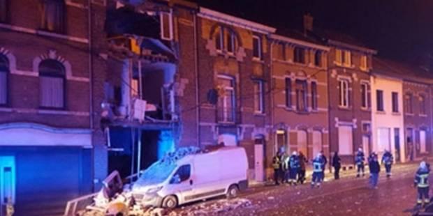 Explosion à Liège: les dégâts matériels plus importants que prévu (VIDEO) - La Libre