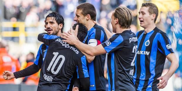 Le FC Bruges bat Gand pour la deuxième fois en une semaine ! - La Libre