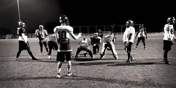 Le football américain, l'autre foot en Belgique - La Libre