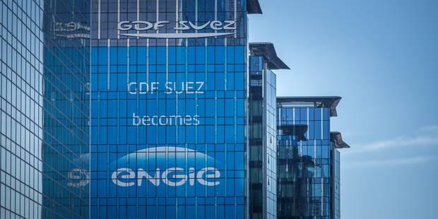 Engie prévoit de céder 15 à 20 milliards d'euros d'actifs - La Libre