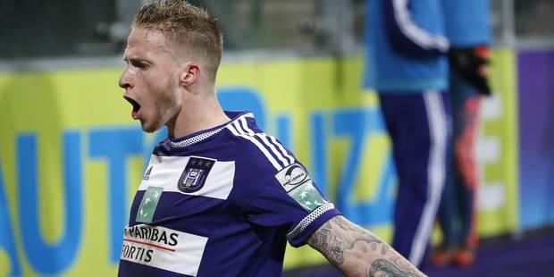 Anderlecht se rassure avant l'Europe (3-0) - La Libre