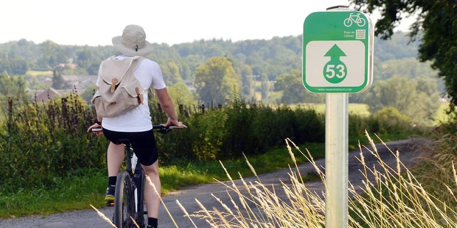 Liège: la Province booste le vélo - La Libre