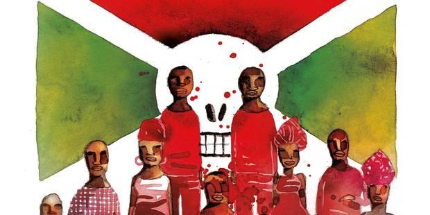 Le sang de Mandela - La Libre