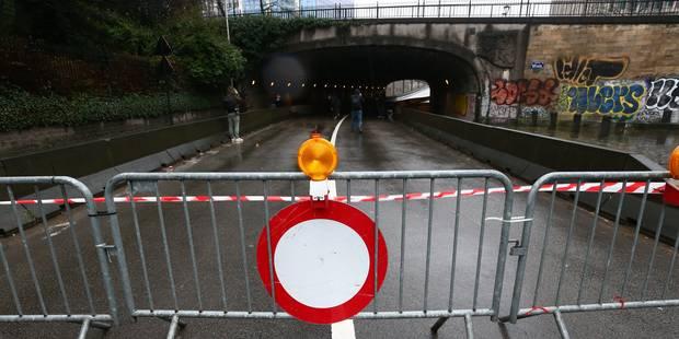 """Tunnels bruxellois: """"On fait du curatif et non du préventif"""" - La Libre"""