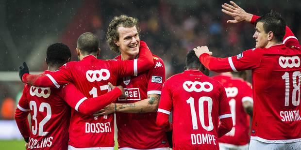 Le Standard bat Charleroi et se replace pour les PO1 (3-0) - La Libre