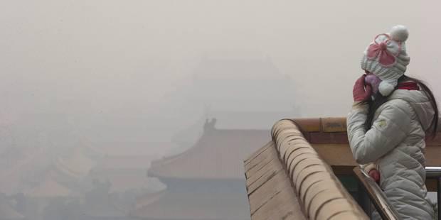 Pékin imagine des couloirs de ventilation pour dissiper la pollution - La Libre