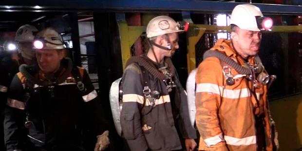 Russie: 36 morts dans une mine du Grand Nord - La Libre