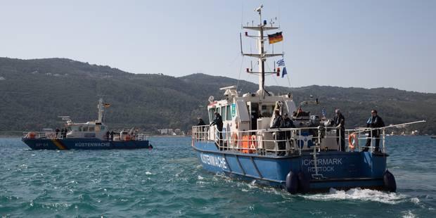 Migrants: Ankara refuse l'accès à ses eaux de la mission de l'Otan en mer Egée - La Libre