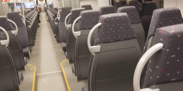 Perturbations sur la ligne ferroviaire Namur-Ottignies après un vol de câble - La Libre
