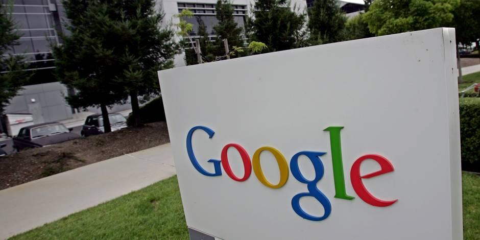 "Google va financer l'initiative belge ""Infotelligence"""