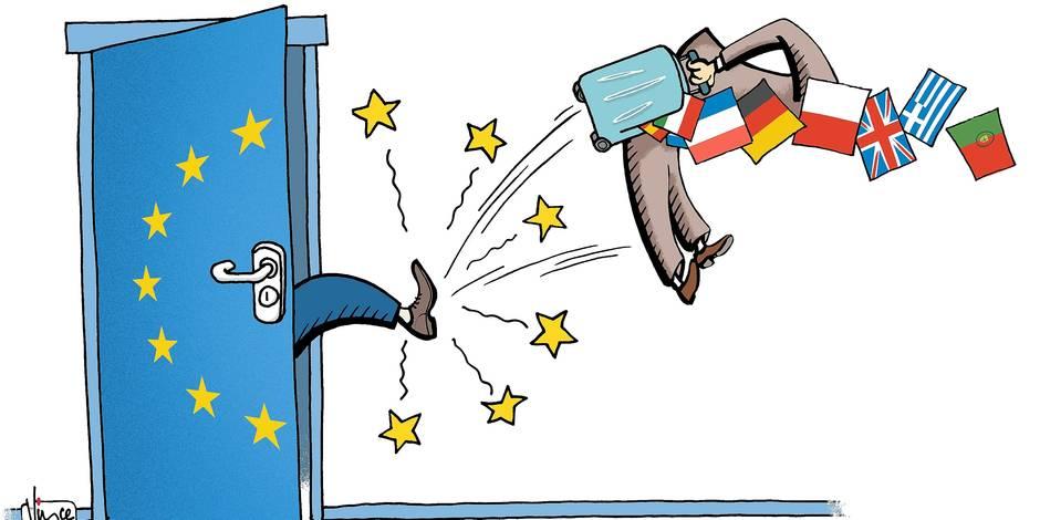 Quand on expulse des Européens