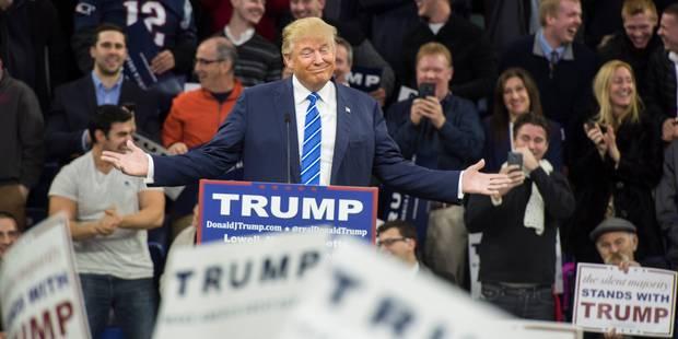 Donald Trump a-t-il tué le parti républicain? - La Libre