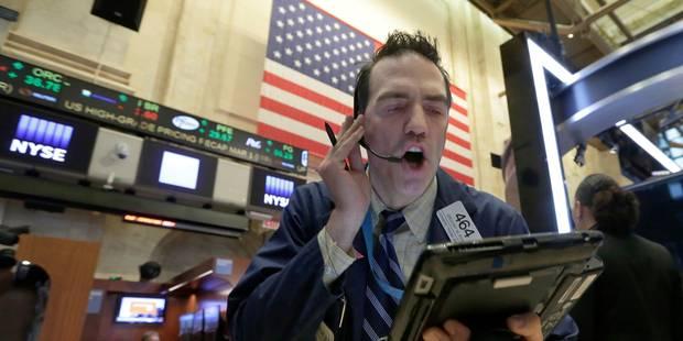 Les bonus des traders et banquiers ont chuté de 9% à Wall Street en 2015 - La Libre