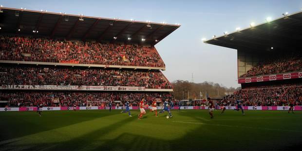 Officiel: le Standard jouera à huis clos son premier match de la saison prochaine - La Libre