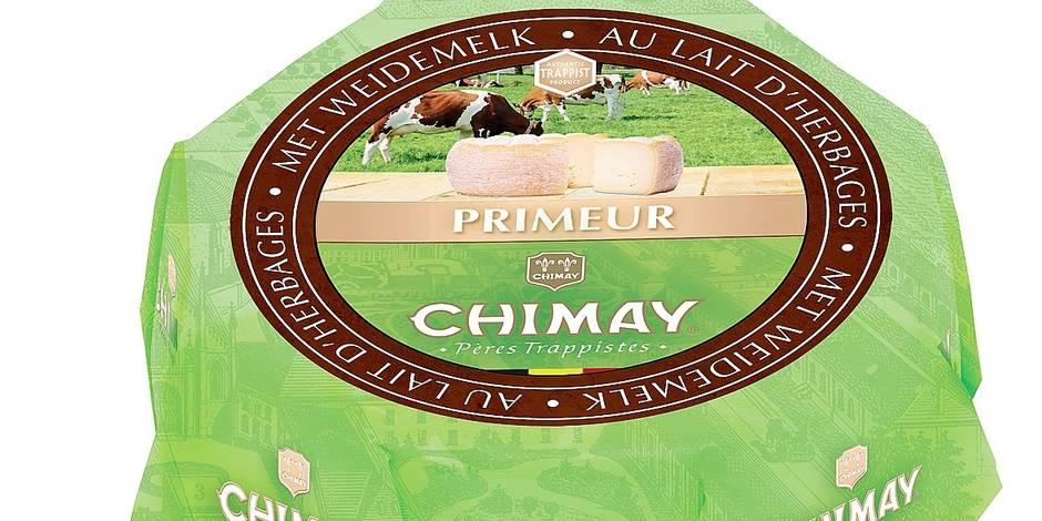 Chimay lance son fromage de printemps