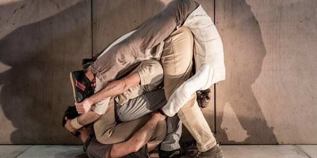 Le cirque Catalan, c'est du sentiment - La Libre