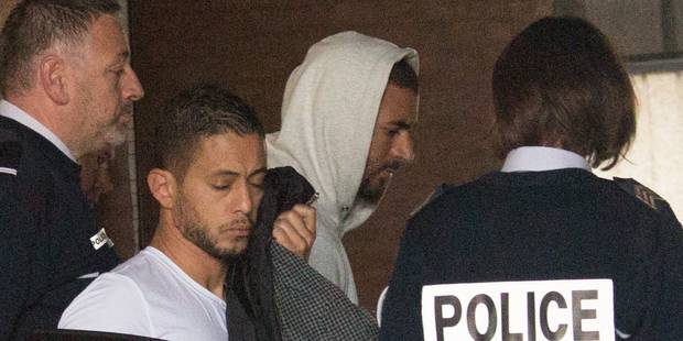 Affaire de la sex-tape: confirmation de la levée du contrôle judiciaire de Karim Benzema - La Libre