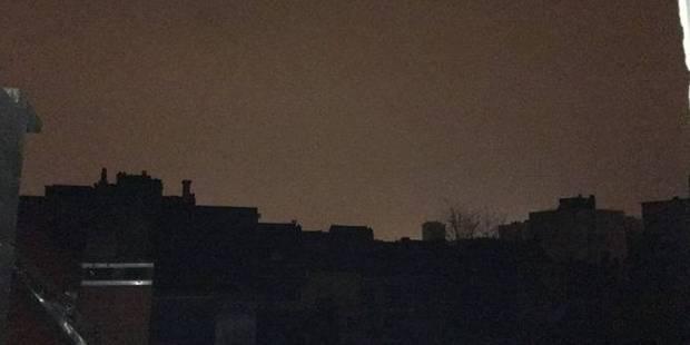 Une partie d'Anderlecht privée d'électricité ce vendredi soir - La Libre