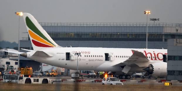 Ethiopian Airlines reprend ses vols de fret à Bruxelles à partir du 26 mars - La Libre