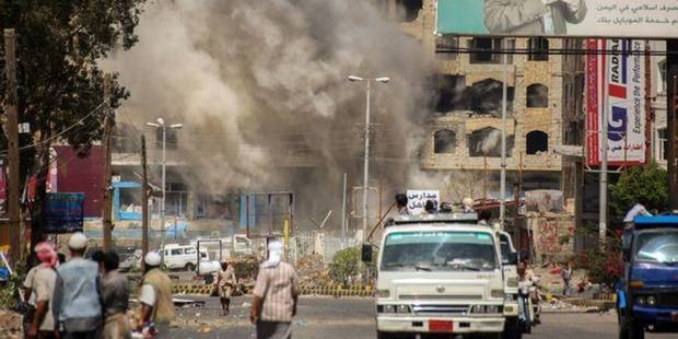 Yémen: 33 rebelles parmi les 41 morts dans des raids de la coalition - La Libre